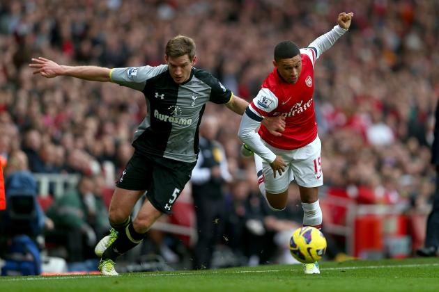 Arsenal vs. Tottenham: Rating Both Sets of Players In the North London Derby