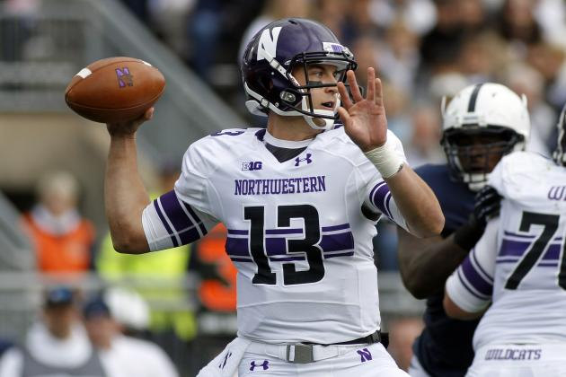 Northwestern: 10 Things We Learned from the Wildcats' Win vs. Michigan State