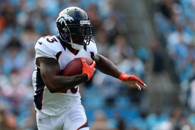 5 Workhorses to Ride All the Way to Your Fantasy Football Championship