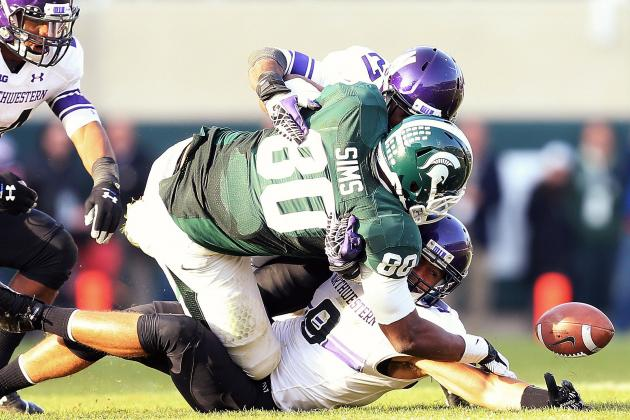 Michigan State Football: Winners & Losers from the Week 12 Game vs. Northwestern
