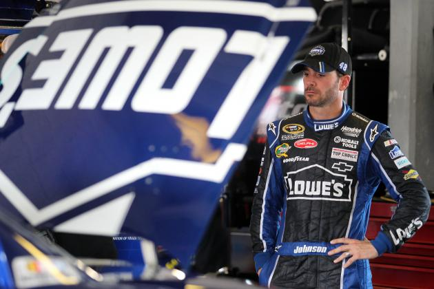 NASCAR: 6 Reasons Jimmie Johnson Is in a Tough Spot Heading to Sprint Cup Finale