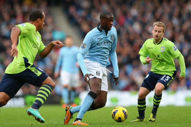 Manchester City 5-0 Aston Villa: 5 Talking Points