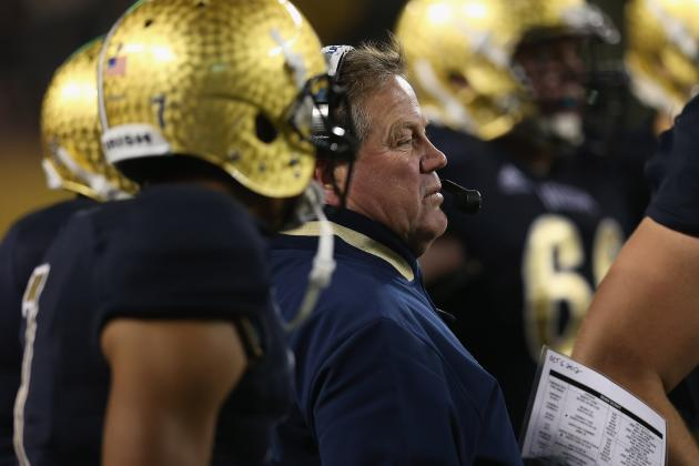 Notre Dame Football: 10 Things We Learned from the Irish's Win over Wake Forest