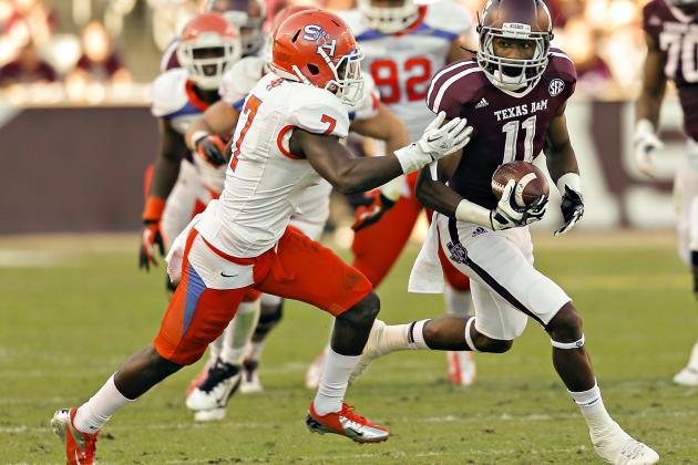Texas A&M: 10 Things We Learned from the Aggies' Win vs. Sam Houston State