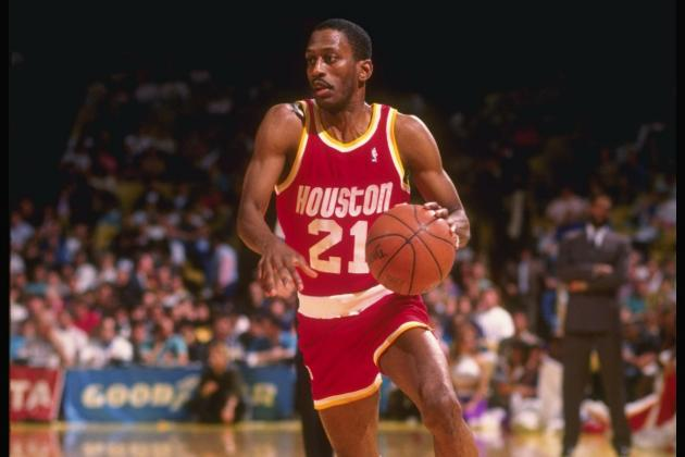Houston History: A Look at the Greatest Houston Rockets' Point Guards