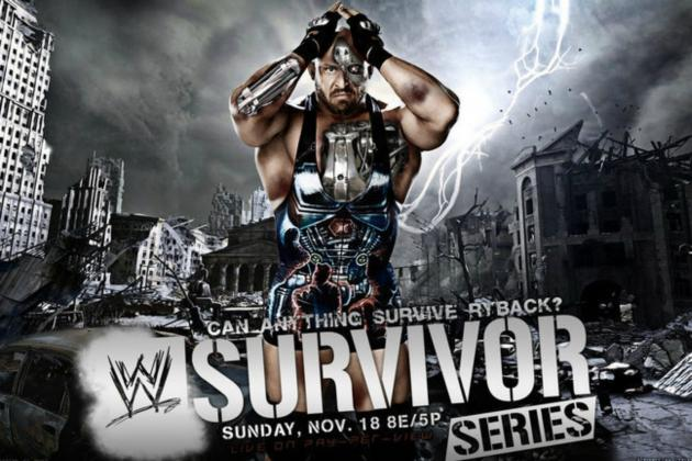 WWE Survivor Series 2012: Preview and Predictions from B/R's Evolution