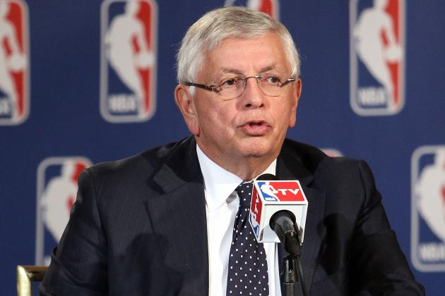 5 Final Touches Before David Stern Retires from the NBA