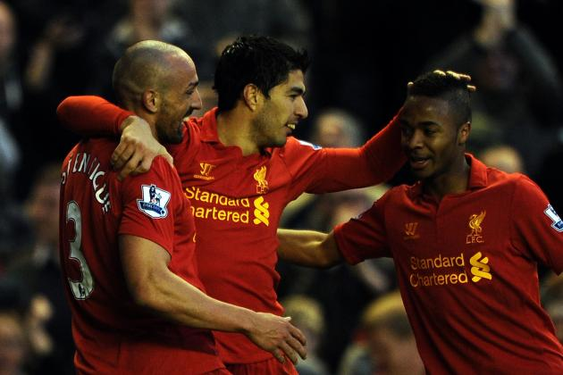 Liverpool FC: Player Ratings for Liverpool's Win over Wigan