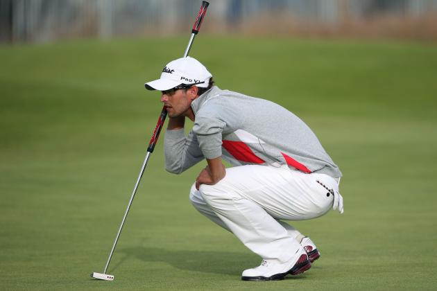 Power Rankings: Golfers Who Would Suffer from a Belly Putter Ban