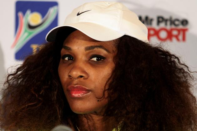 Why Serena Williams Should Be No. 1