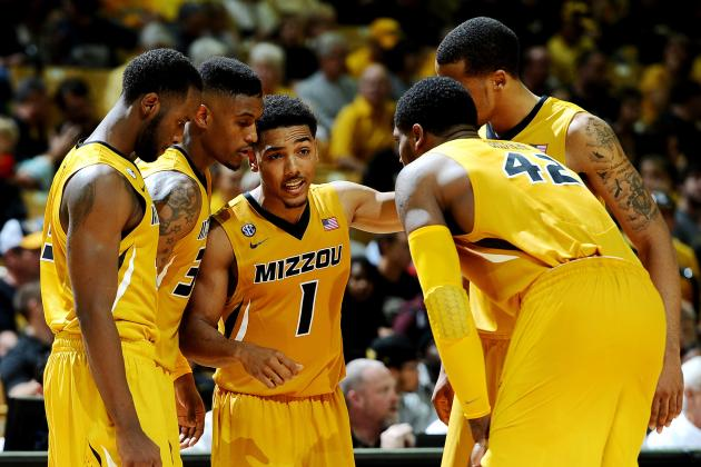 Missouri Basketball: The 5 Biggest Issues That Will Define the Tigers' Season