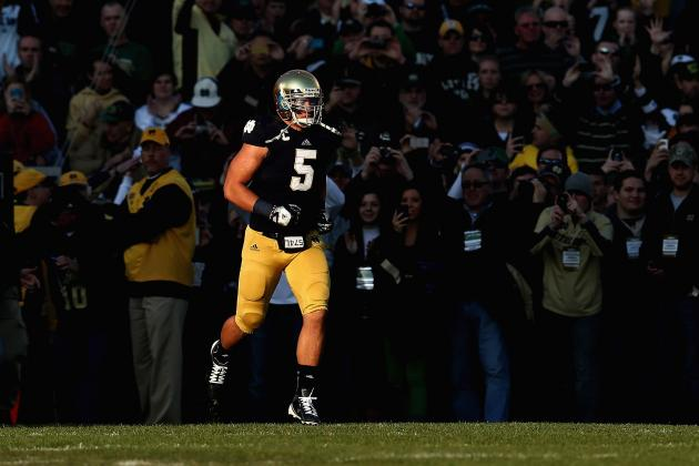 AP College Football Poll 2012: Winners and Losers from Week 13