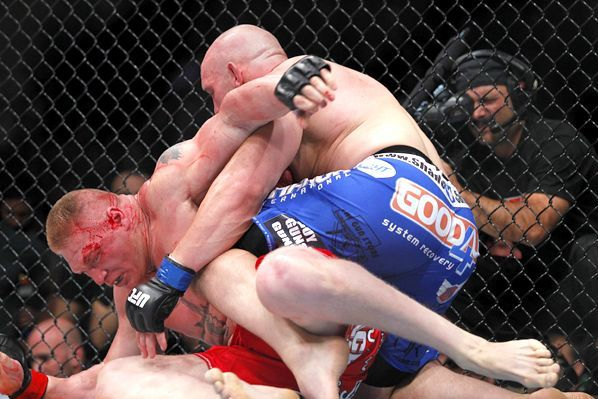 Best Moments from UFC 110-120