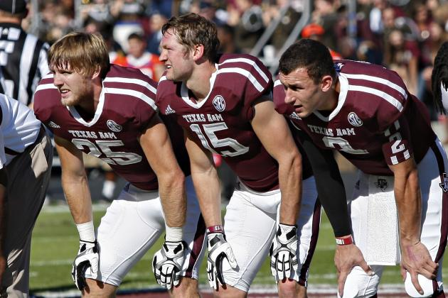 Texas A&M Football: Winners and Losers from Week 12 Game vs. Sam Houston State
