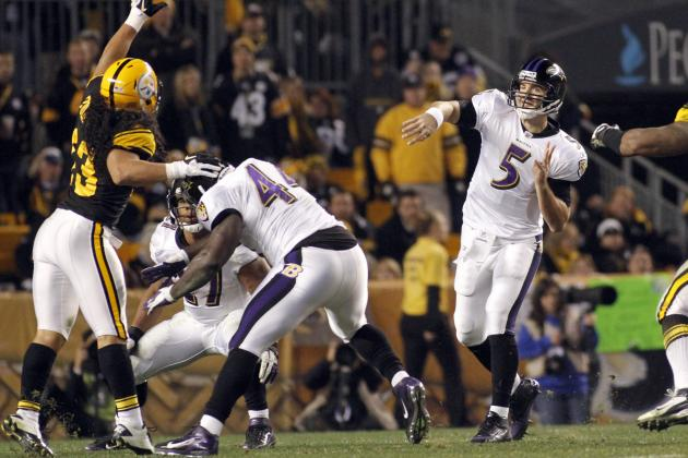 Ravens vs. Steelers: 5 Matchups That Will Decide Sunday Night Clash