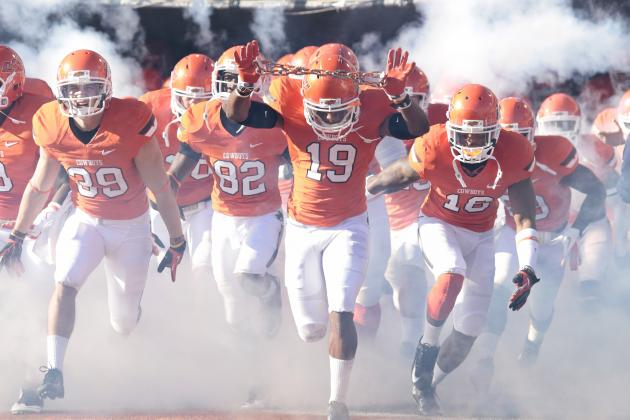Oklahoma State Football: Grading All 22 Starters from the Texas Tech Game