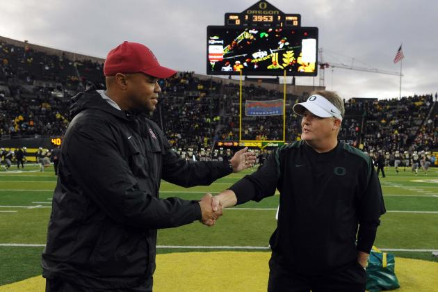 Oregon Football: Grading All 22 Starters from the Stanford Game