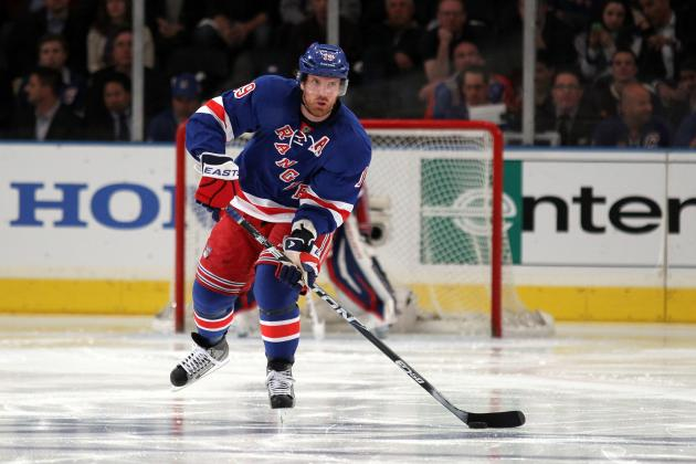 NY Rangers: 4 Contracts That Will Be a Problem Under a Reduced Salary Cap