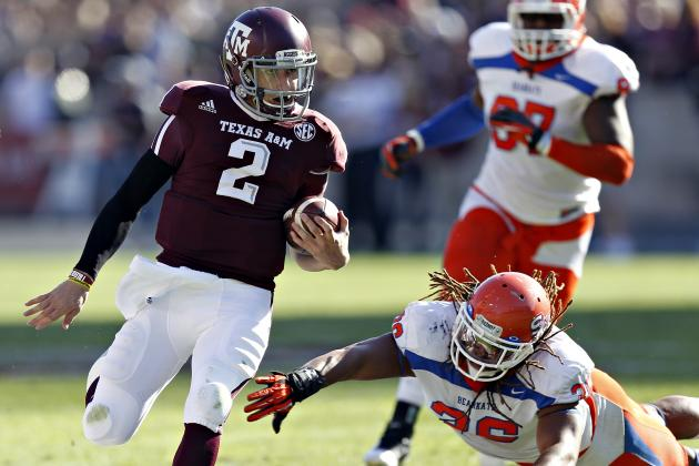 Heisman Watch 2012: Power Ranking Top Contenders After Crazy Week 12