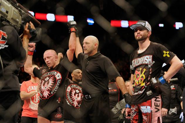 St-Pierre vs Condit: 3 Key Takeaways from UFC 154's Main Event