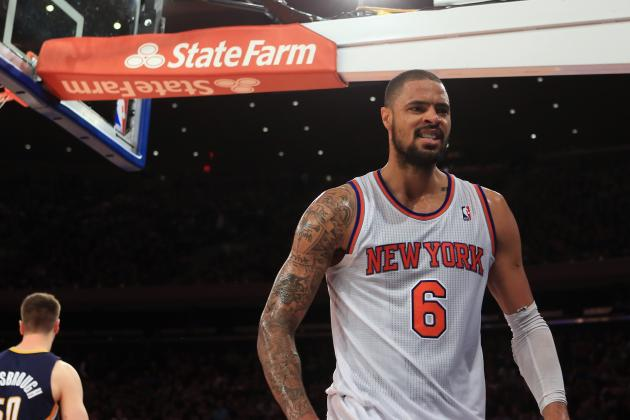Assessing Each New York Knicks Player's Actual Performance vs. Expectations