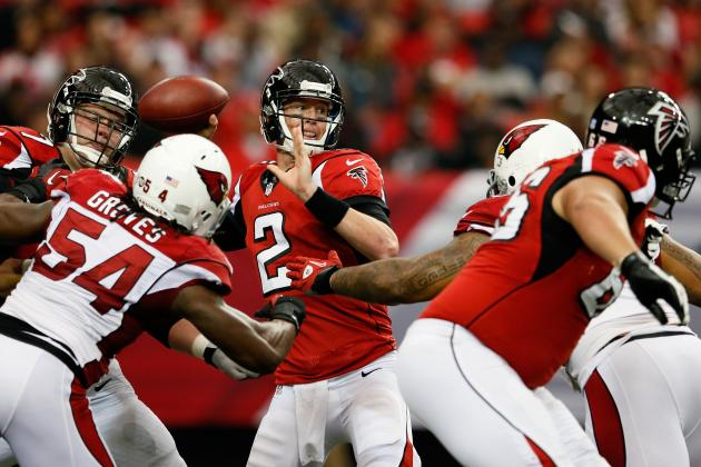 Cardinals vs. Falcons: Atlanta's Biggest Winners and Losers from Week 11