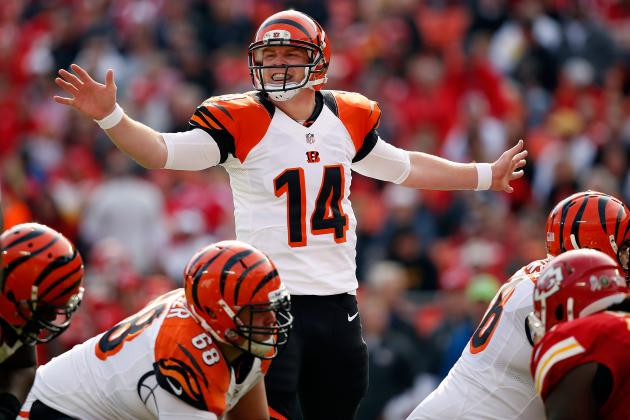 Cincinnati Bengals Who Will Play Crucial Roles Down the Season's Home Stretch