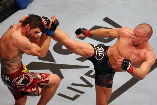 UFC 154 Results: Top 10 Welterweights in the UFC