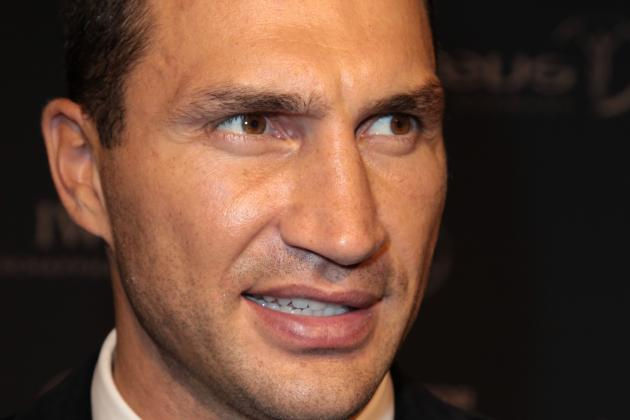 Wladimir Klitschko: Ranking the 5 Heavyweight Bouts We'd Like to See Him in