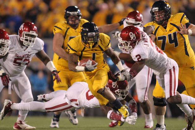 West Virginia Football: Winners and Losers from Week 12 Loss to Oklahoma