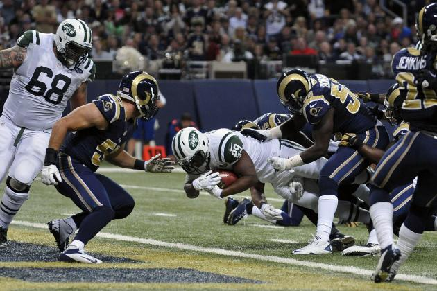 Jets vs Rams: New York's Biggest Winners and Losers from Week 11