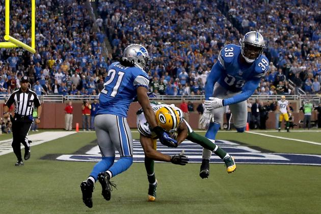 Packers vs. Lions: Detroit's Biggest Winners and Losers from NFL Week 11