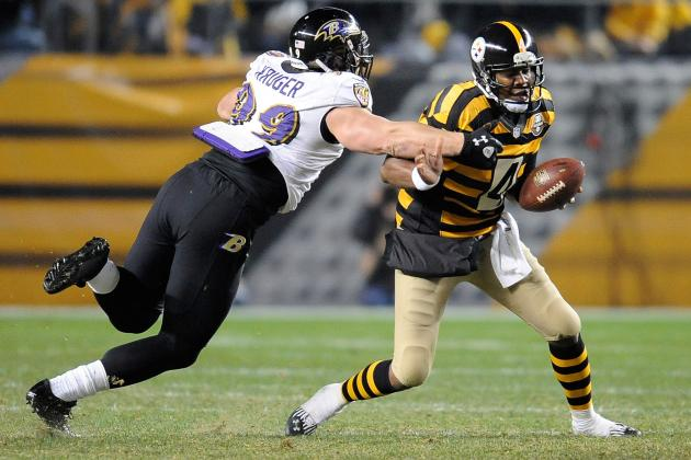 Ravens vs. Steelers: The Good, the Bad and the Ugly for the Baltimore Ravens