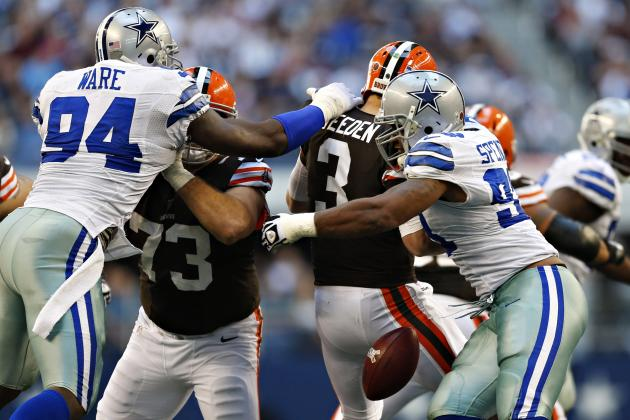 Cowboys vs. Browns: Cowboys' Biggest Winners and Losers from NFL Week 11