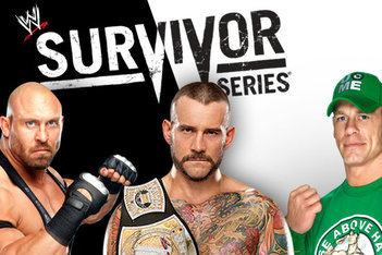 Recapping and Grading Survivor Series 2012