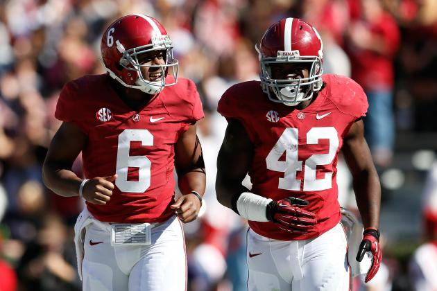 Alabama Football: Winners and Losers Week 12 vs. Western Carolina