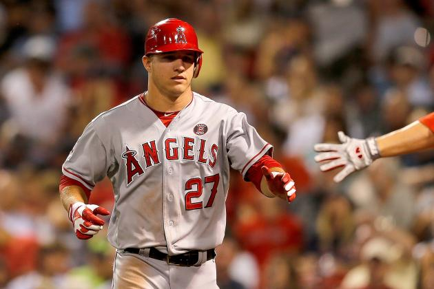 6 Predictions for AL Rookie of the Year Mike Trout in 2013