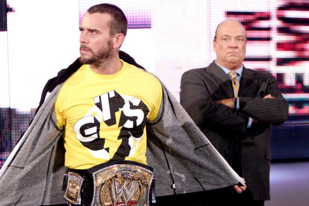 WWE Survivor Series 2012: Best and Worst Dressed