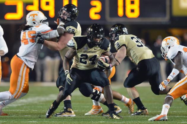 Tennessee Football: Winners and Losers from the Week 12 Game vs. Vanderbilt