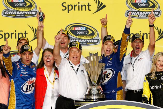 5 Reasons Brad Keselowski Can Be the Next Big Thing in NASCAR Sprint Cup