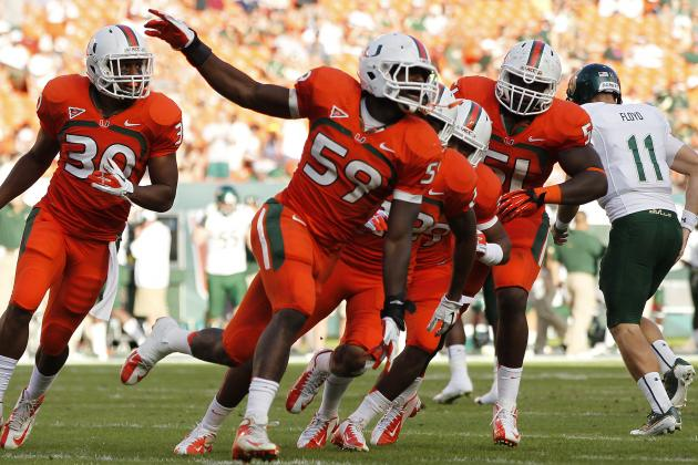 Miami Football: 5 Plays That Decided the Game vs. USF