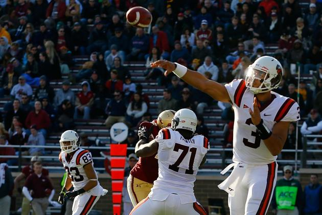Virginia Tech Football: Winners and Losers from Week 11 Game vs. Boston College