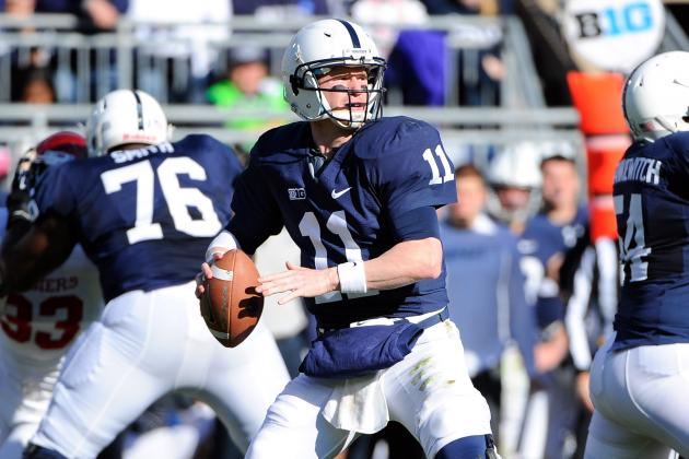 Penn State Football: Grading All 22 Starters from the Indiana Game