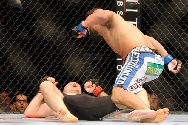 Johny Hendricks and the 10 Greatest Power Punchers in MMA History
