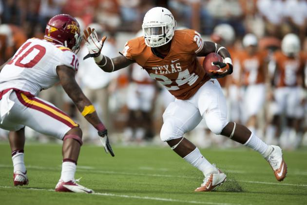 Texas Football: 5 Keys to the Game vs. TCU