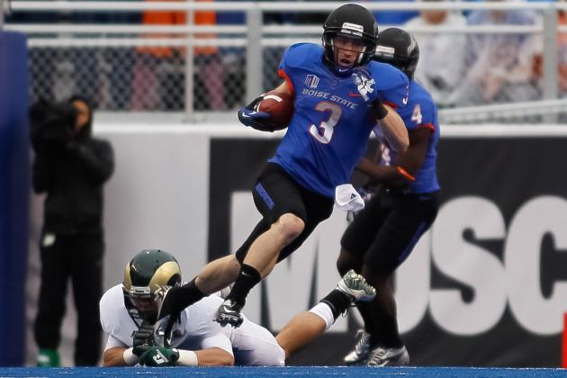 Boise State Football: Winners and Losers from the Week 12 Game vs. the CSU Rams