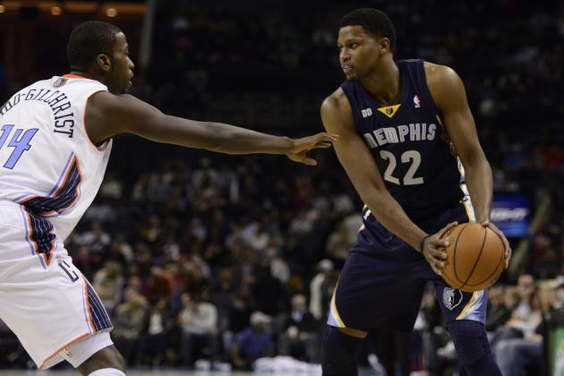 4 Rudy Gay Trade Offers the Memphis Would Listen to