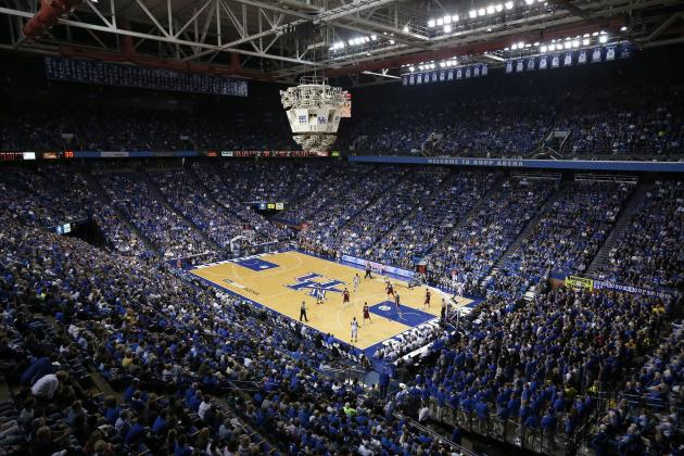 Kentucky Basketball: The Wildcats' 5 Biggest Weaknesses at the Outset