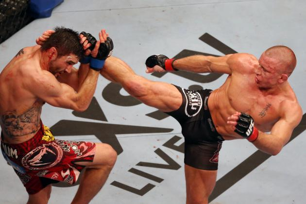 UFC 154 Results: Why You Should Be Impressed by GSP's Performance