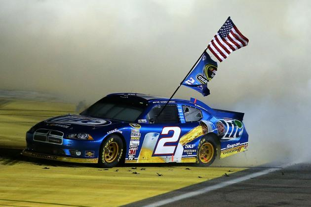 NASCAR Sprint Cup Power Rankings: Final 2012 Top 25